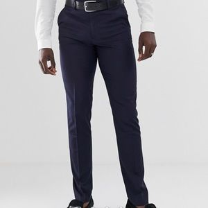 Other - ASOS men's tall slim smart trousers NWT